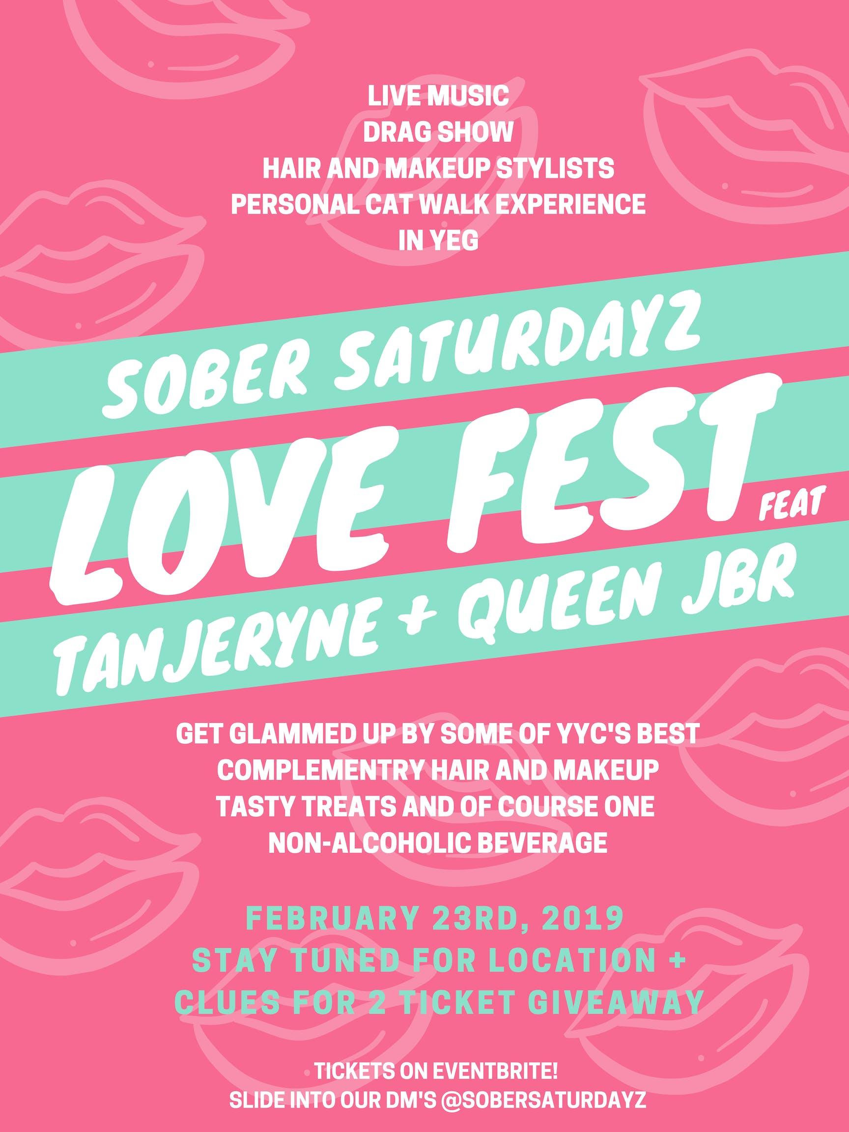 Love Fest YEG
