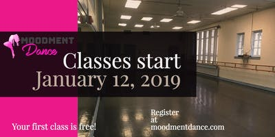 Moodment Dance Workshops