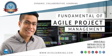 Fundamental Of Agile Project Management tickets