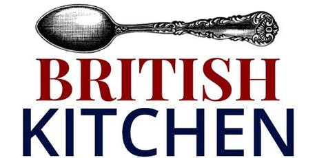 British Kitchen Supper Club - £35 tickets