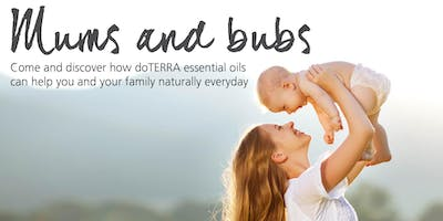 Mums and Bubs doTERRA workshop