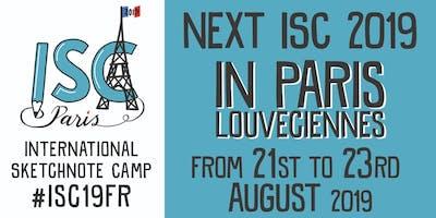 International Sketchnote Camp 2019 #ISC19FR