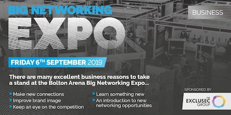The Big Networking Expo 2019 tickets