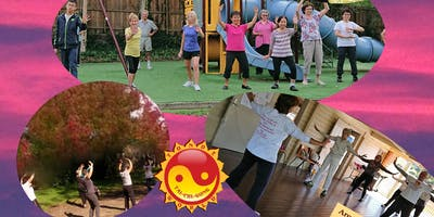 Tai chi and Qigong 4U on Saturday at Tunde-World in Castle Hill