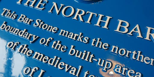 """City Centre Blue Plaques Highlights"" - A Guided Supper Walk"