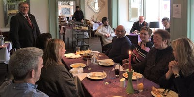 Rwb Chamber Lunch The Ganges Speaker Tom Mcinerney