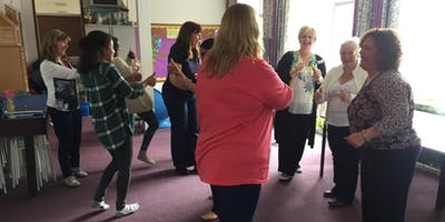 Laughter Yoga Leader Training with the Laughter Yoga Master Trainer, St Albans