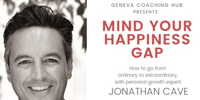 Mind Your Happiness Gap - A night of inspiration, coaching and networking