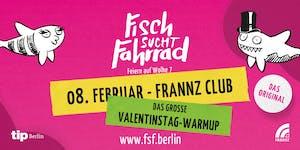 Fisch sucht Fahrrad-Party in Berlin - Das große...
