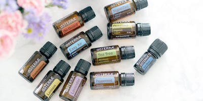 Essential Oils for a healthy New Year
