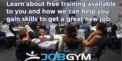 Job Gym open day - Middleton