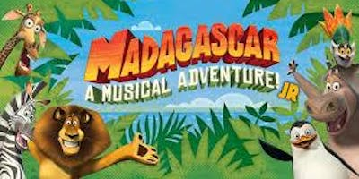 Madagascar - A Musical Adventure JR AOP Elementary School Cast 2/15-2/17