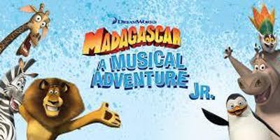 Madagascar - A Musical Adventure Jr. - AOP Middle School Cast 2/22-2/24