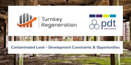 Contaminated Land – Development Constraints & Opportunities tickets
