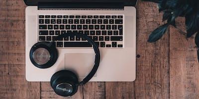 Podcast Workshop - Wie du dir in deiner Zielgruppe Gehör verschaffst!
