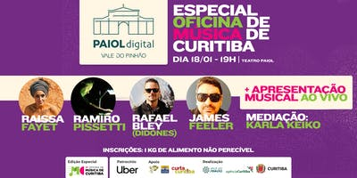 Paiol Digital - Especial Oficina de música de Curitiba