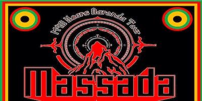 Massada in concert Baronda Tour 2019