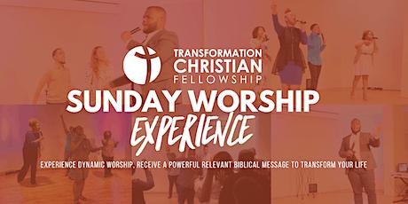 Sunday Worship Experience tickets