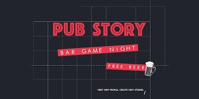 Pub Story: Face to Face | San Francisco