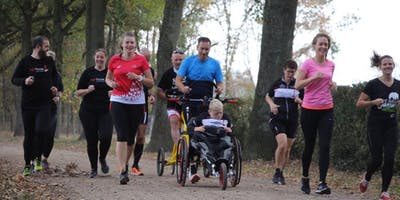 Rennen met Lighthouse Sports Foundation Doorn