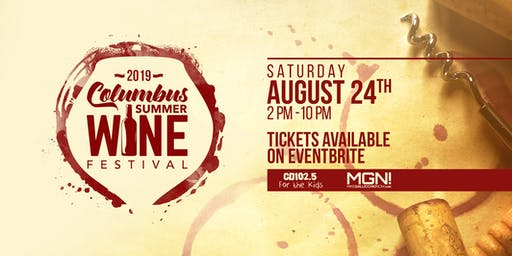 2019 Columbus Summer Wine Festival