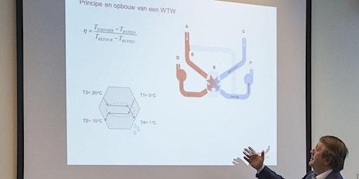 Praktijkgerichte training WTW ventilatie voor de woningbouw