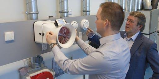 Training Inregelen ventilatiesystemen voor de woningbouw