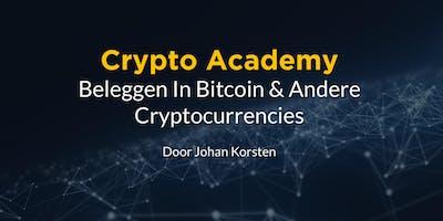 Workshop Beleggen In Bitcoin & Andere Cryptocurrencies