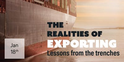 The Realities of Exporting