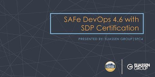 SAFe DevOps 4.6 with SDP Certification - Reading