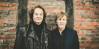 The Zombies: Colin Blunstone & Rod Argent