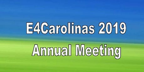 E4 Carolinas 2019 Annual Meeting tickets