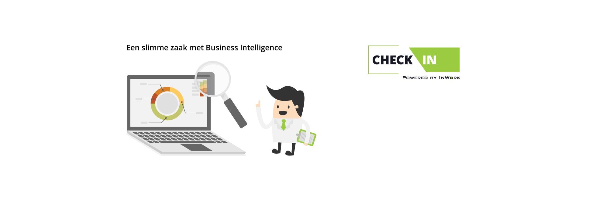 Check-In: Een Slimme Zaak met Business Intell