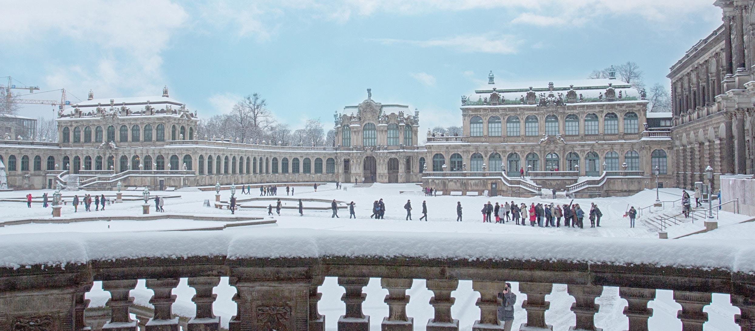 Januar 2019: Dresden Stadtrundgang mit Dresde