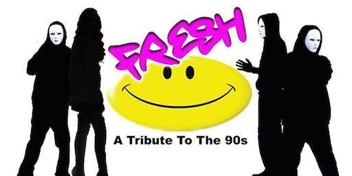 Dorset Dance Classics featuring Ultra 90,s Fresh & DJ Owen from Wessex FM