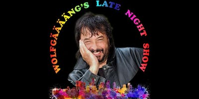 Wolfgang Hildebrandt Late Night Show - Hamburg