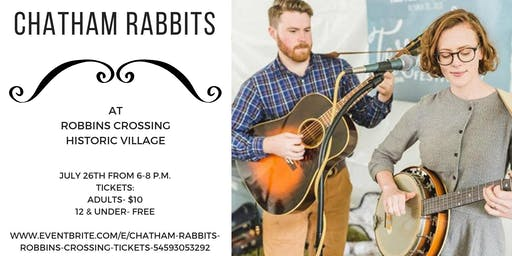 Chatham Rabbits @ Robbins Crossing