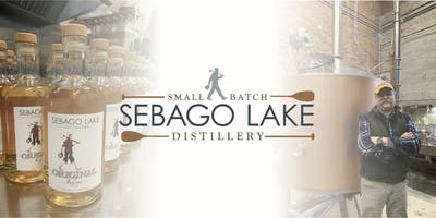 Caribbean Connections: Sebago Lake Distillery Tour and Tasting