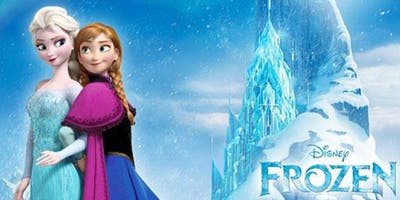 Movie Showing: Frozen!