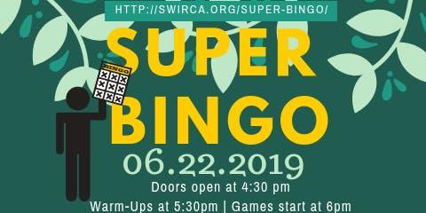 SWIRCA Super Bingo