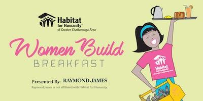 2019 Women Build Breakfast