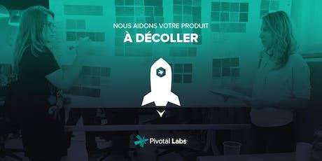 Pivotal Product Office Hours: Workshop produit pour les startups tickets