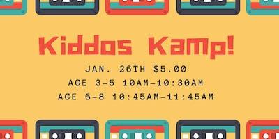 Kiddos Dance Kamp!