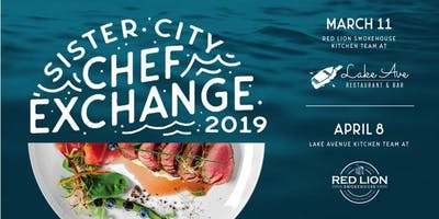 Sister City Chef Exchange