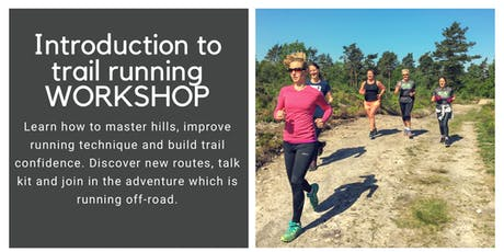 Introduction to Trail Running Workshop tickets
