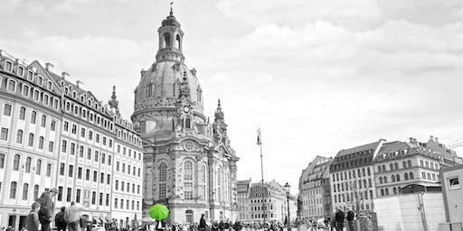 November 2019: Dresden Stadtrundgang mit DresdenWalks