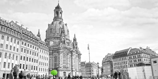 November 2019, Dresden Walking Tour with DresdenWalks