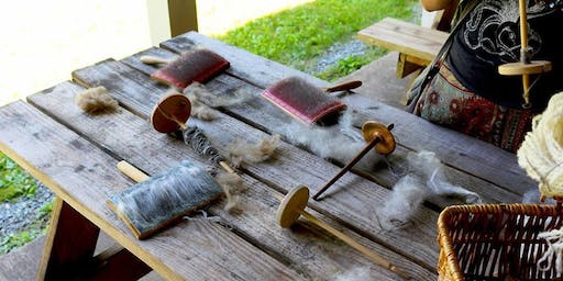 Patrick Henry's Scotchtown Historical Craft Workshops