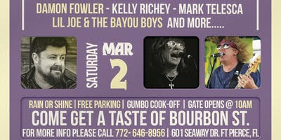 Taste of New Orleans Blues and Brews Festival