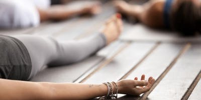 Yoga Nidra: Yogic Meditation (RSVP required as space is limited)